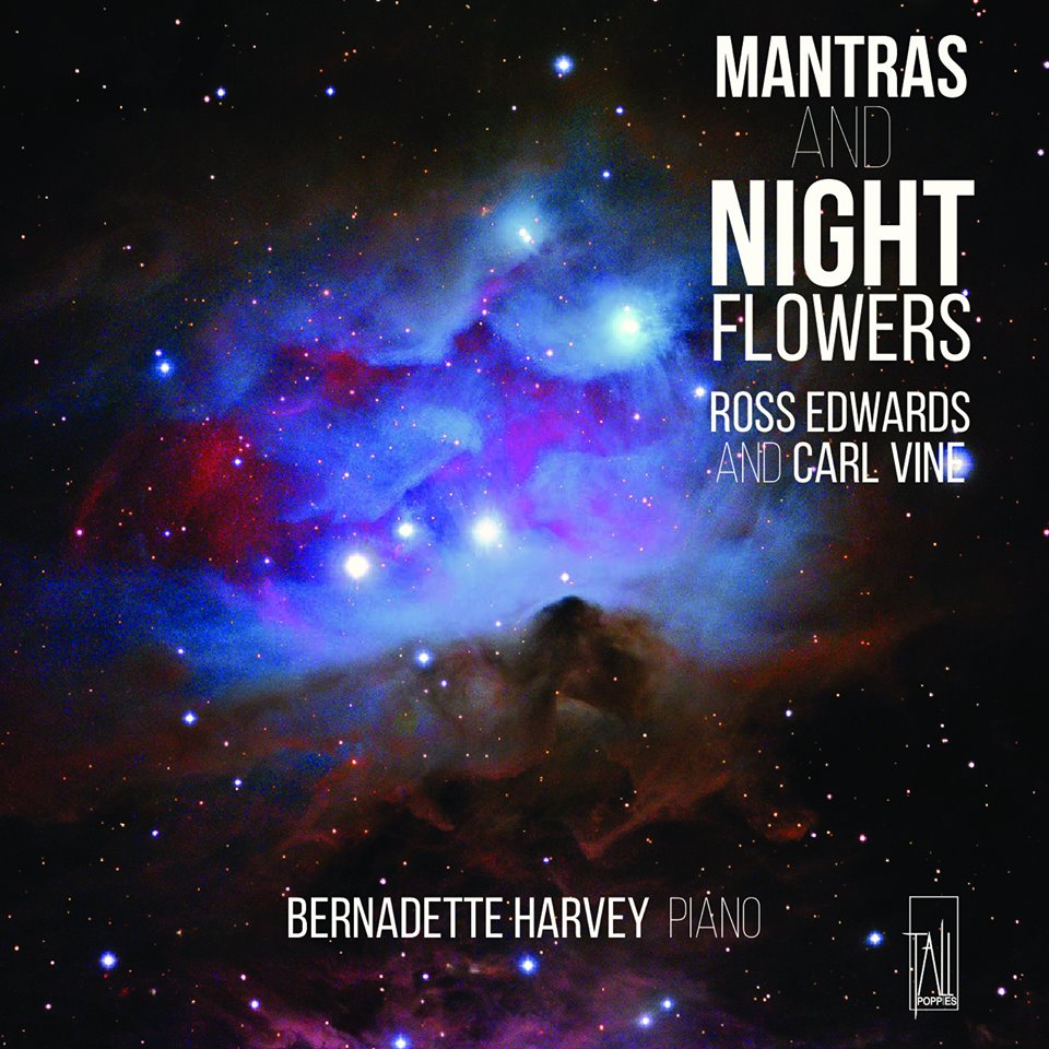 Mantras And Night Flowers Cover